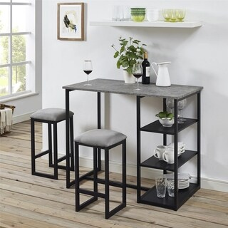 Avenue Greene Sage 3-piece Pub Set