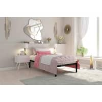 Avenue Greene Monica Metal Platform Bed, Metal