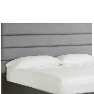 Proximity Heights Contemporary Queen Bed Upholstered Headboard