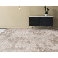 "Savannah Silver Transitional Area Rug - 7'10"" x 10'10"""