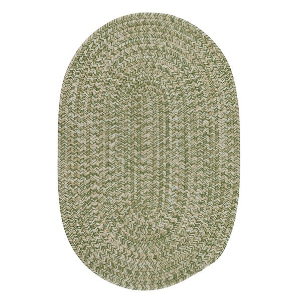 Coloniel Mills Farmstand Tweed Moss Area Rug - 8' x10'