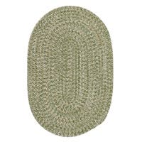 Coloniel Mills Farmstand Tweed Moss Area Rug (8' x10')