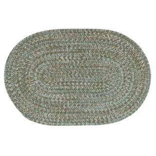 Colonial Mills Farmstand Seagrass Tweed Area Rug (8' x 10')