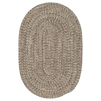 Farmstand Tweed Driftwood Neutral Area Rug - 4' x 6'