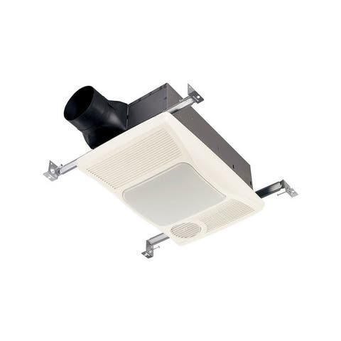Broan Ventilation Fan/Heat Combination with Lights Ceiling 5-13/16 in. D x 16 in. H x 10-3/16 in. W