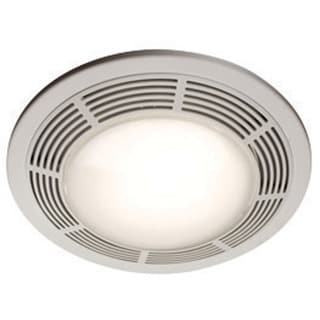 Broan Ventilation Fan And Light Combination Ceiling 15 In. D X 7 5/