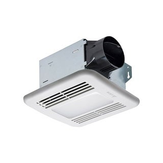 Delta BreezIntegrity Ventilation Fan with LED Lighting 13 watts 50 CFM