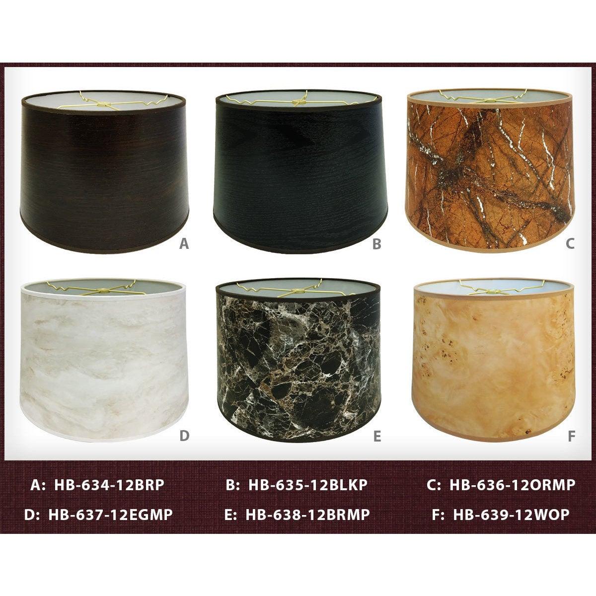 Royal Designs Linen Eggshell And Black Vintage French Print Hardback Lamp Shade Overstock 20192252 17 X 18 X 11 5