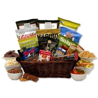 Gluten Free Snack Gift Basket