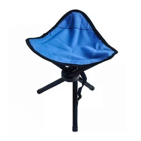 Portable Foldable Triangular Camping/Fishing Chair