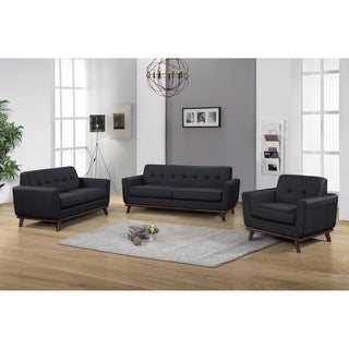 Best Master Furniture C106 Upholstered Living Room Set