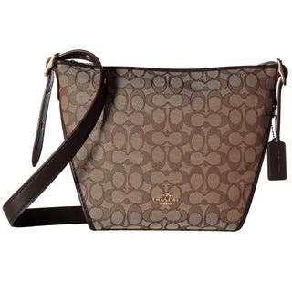 Fabric Coach Designer Handbags   Find Great Designer Store Deals ... 6f80fbf206