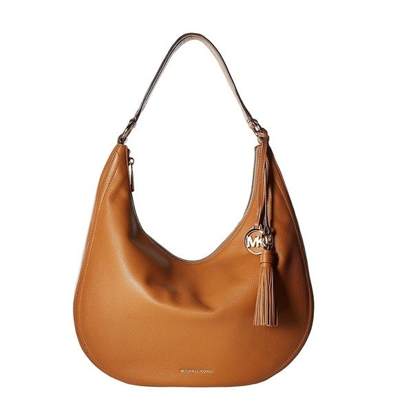 50abef7d4913 Shop Michael Kors Lydia Large Acorn Hobo Handbag - Free Shipping ...