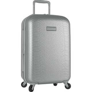 Anne Klein Cairo 20-inch Expandable Hardside Carry On Spinner Suitcase