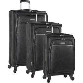Nine West Aislerose 3-piece Expandable Spinner Luggage Set