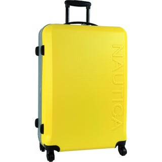 Nautica Ahoy 28-inch Hardside Spinner Upright Suitcase (4 options available)