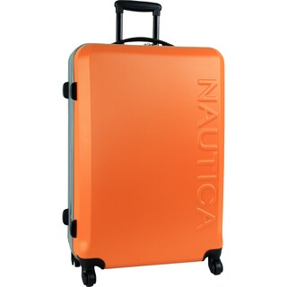 Nautica Ahoy 28-inch Hardside Spinner Upright Suitcase