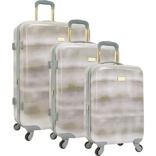 Vince Camulto Perii 3-piece Expandable Hardside Spinner Luggage Set