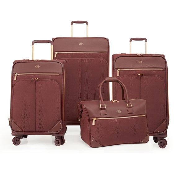25f112f79 Shop Vince Camuto Ameliah 4-piece Expandable Spinner Luggage Set ...