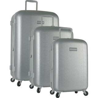 Anne Klein Cairo 3-piece Hardside Spinner Luggage Set