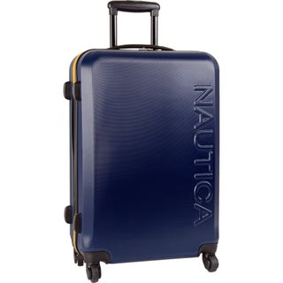Nautica Ahoy 25-inch Hardside Spinner Upright Suitcase (4 options available)