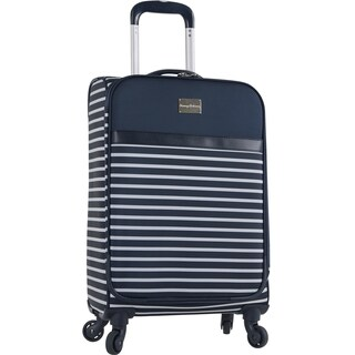Tommy Bahama Cancun 20-inch Expandable Carry On Spinner Suitcase
