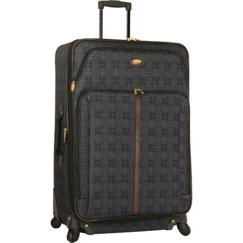 Travel Gear Triton 29-inch Expandable Spinner Upright Suitcase