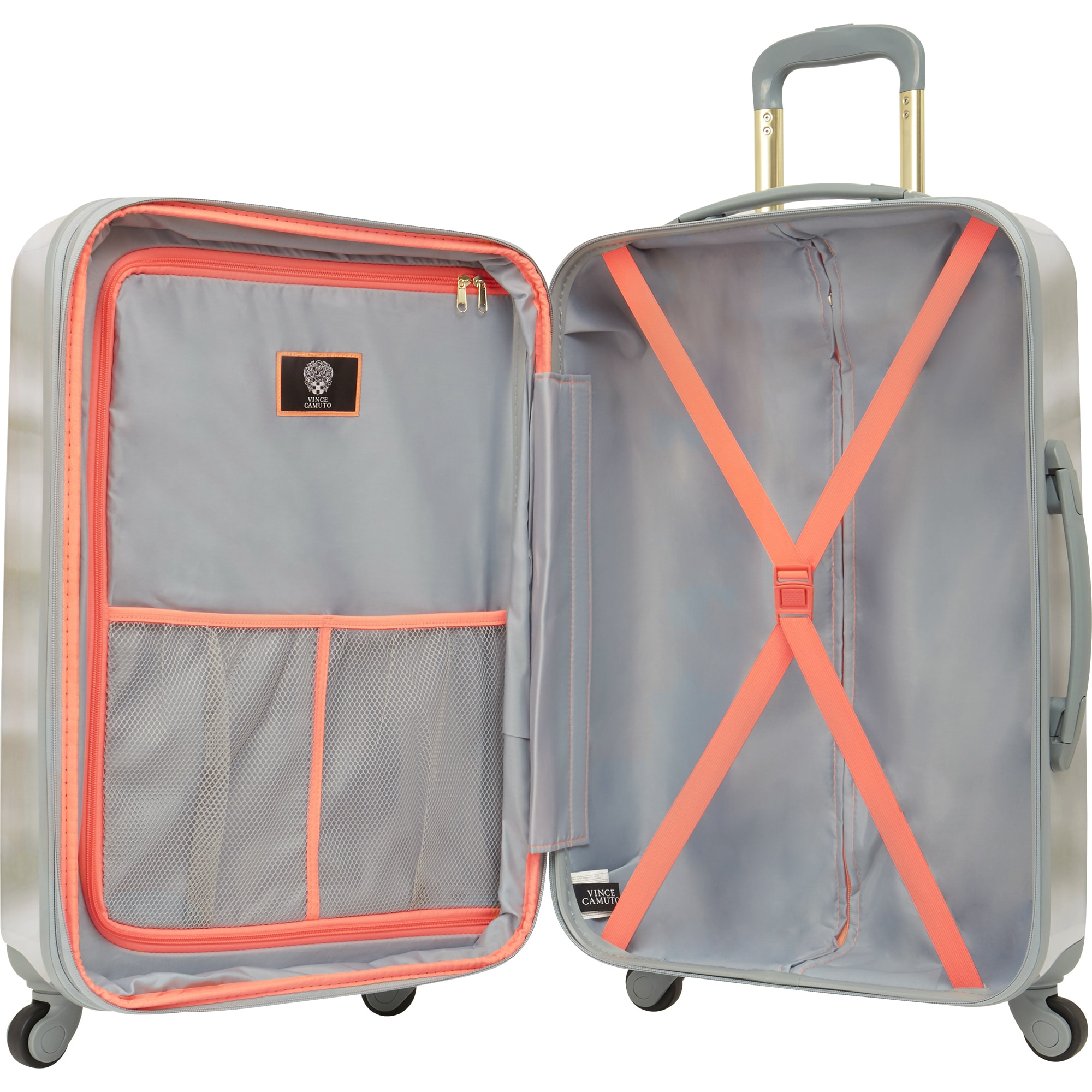 13a55ffee Shop Vince Camuto Perii 24-inch Expandable Hardside Spinner Upright Suitcase  - Free Shipping Today - Overstock - 20192729