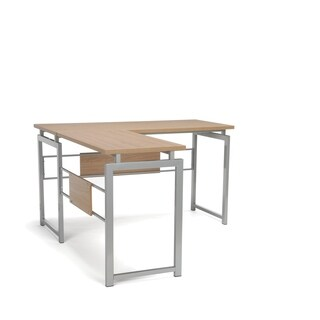 Model ESS-1020 Essentials by OFM L Desk with Metal Leg