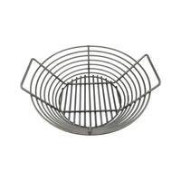 Kick Ash Basket  Steel  Charcoal Grate  5.75 in. H x 14 in. W x 4.25 in. D