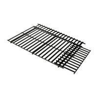 Grill Mark  Porcelain Enameled Cast Iron  Grill Cooking Grate  24-1/2 in. H x 16-1/2 in. W x 24-1/2 in. D
