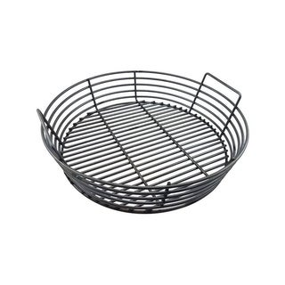 Kick Ash Basket Steel Charcoal Grate 5.38 in. H x 18.8 in. W x 3.88 in. D