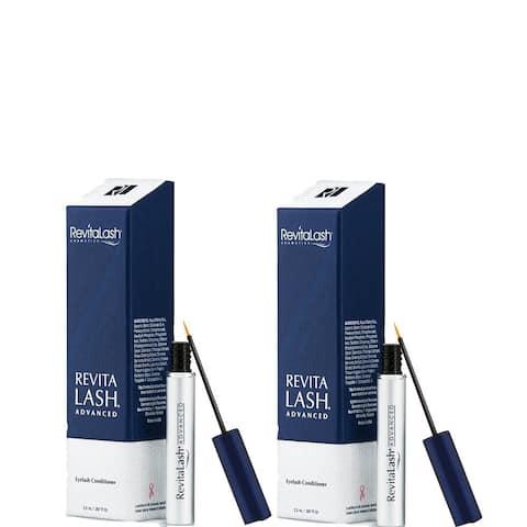 RevitaLash 2ml Advanced Eyelash Conditioner (Pack of 2)
