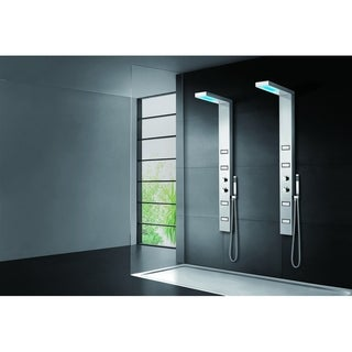 MASTER S922 LED Shower Panel w/ Handheld Shower