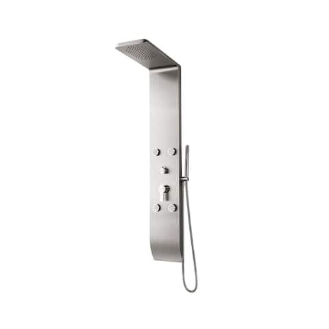 BALANCE S929 Stainless Steel Shower Panel