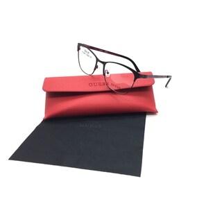 Guess Women Purple Square New Eyeglasses GU 2498 3 002 53 Plastic