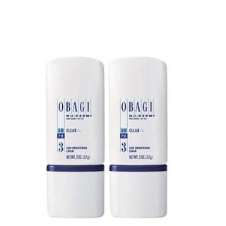Obagi Nu Derm Clear FX 2-ounce Skin Brightening Cream (Pack of 2)
