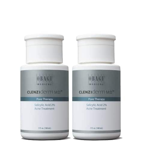 Obagi CLENZIderm MD 5-ounce Pore Therapy (Pack of 2)