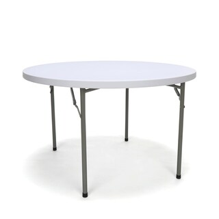 Model ESS-5048R Essentials By OFM 48 Inch Round Folding Utility Table
