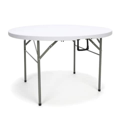 Model ESS-5048RF Essentials by OFM 48 Inch Round Center-Folding Table