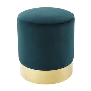 Green Ottomans Amp Storage Ottomans For Less Overstock Com