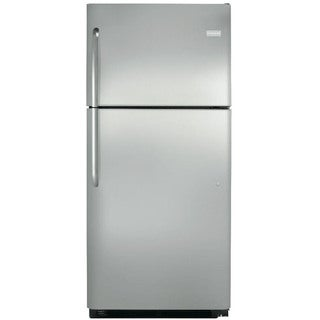 Frigidaire 20 Cu. Ft. Top Mount Refrigerator - Stainless Steel