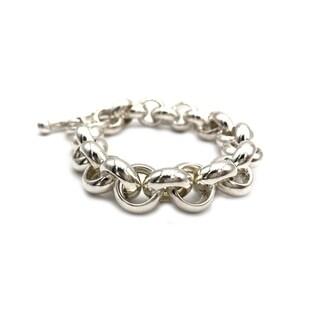 Sterling silver Bracelet - Size 8.2