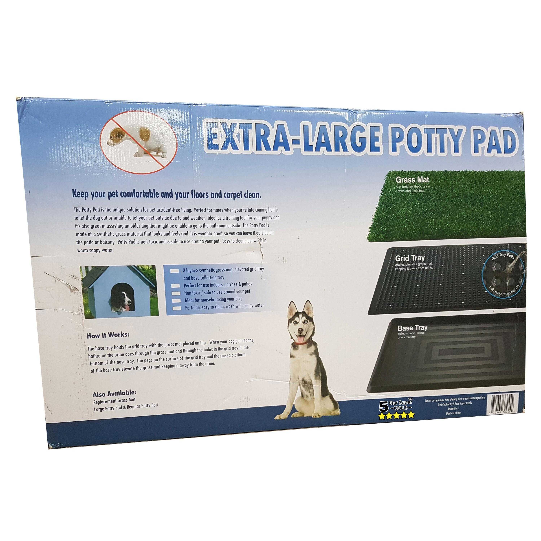 X Large Dog Potty Gr Pet Patch