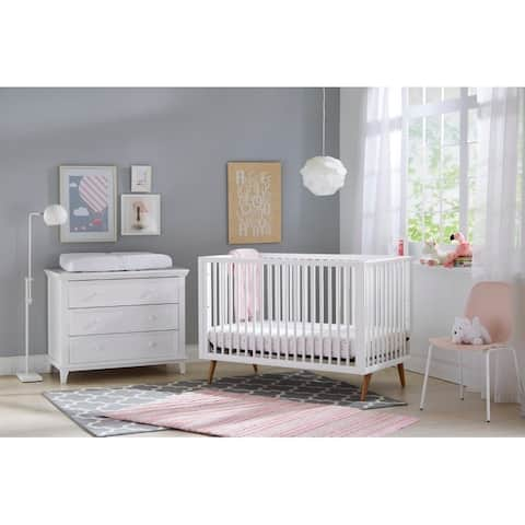 Roscoe 3-in-1 Convertible Crib