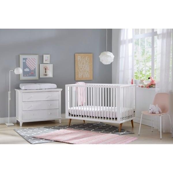 Roscoe 3 In 1 Convertible Crib