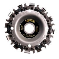 King Arthur's Tools  3-1/2 in. Dia. 12 teeth Chain Saw Type Cutting Wheel  For Squire