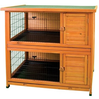 Premium+ Double Decker Animal Hutch