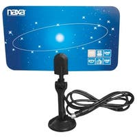 Ultra-Thin Flat Panel Style High Powered Antenna Suitable for HDTV and ATSC Digital Television
