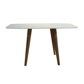 Carson Carrington Taastrup Extendable Mid-Century Indoor Dining Table